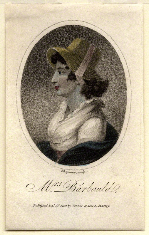 Anna Laetitia Barbauld (1743-1825)