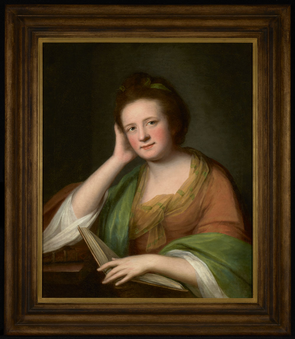 Frances Brooke (1724-1789)