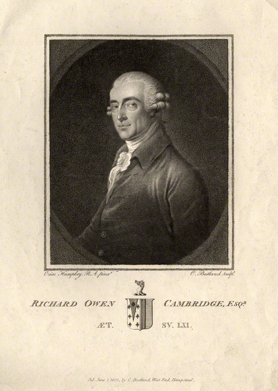 Richard Owen Cambridge (1717-1802)