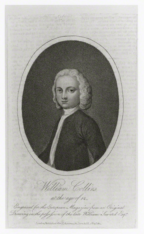 William Collins (1721-1759)