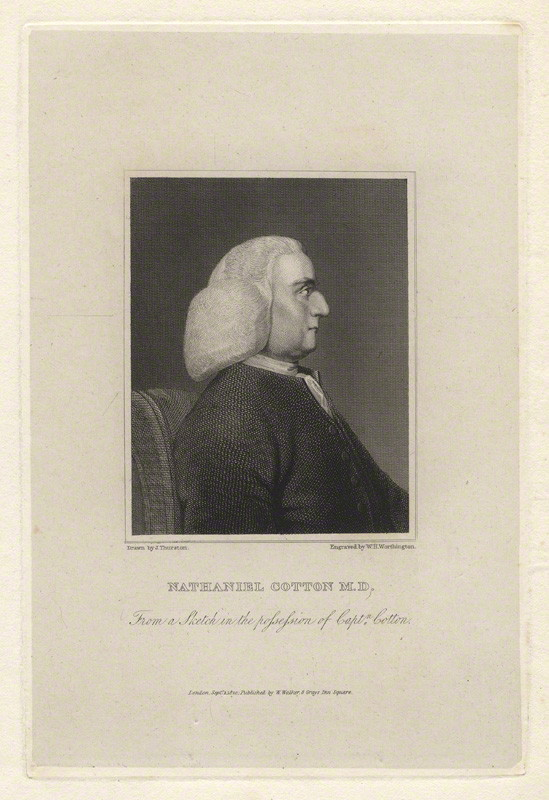 Nathaniel Cotton (1705?-1788)