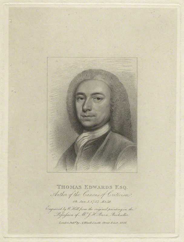 Thomas Edwards (1699-1757)