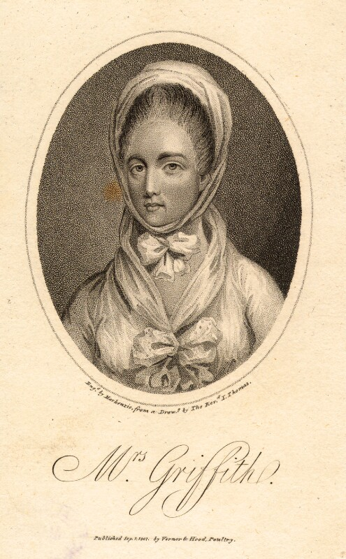Elizabeth Griffith (1727-1793)