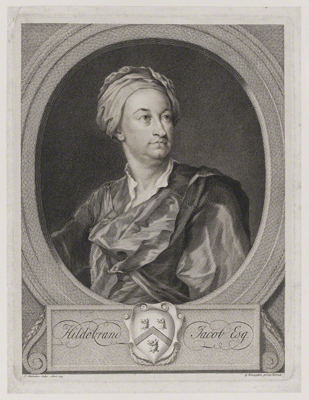 Hildebrand Jacob (1692/3-1739)