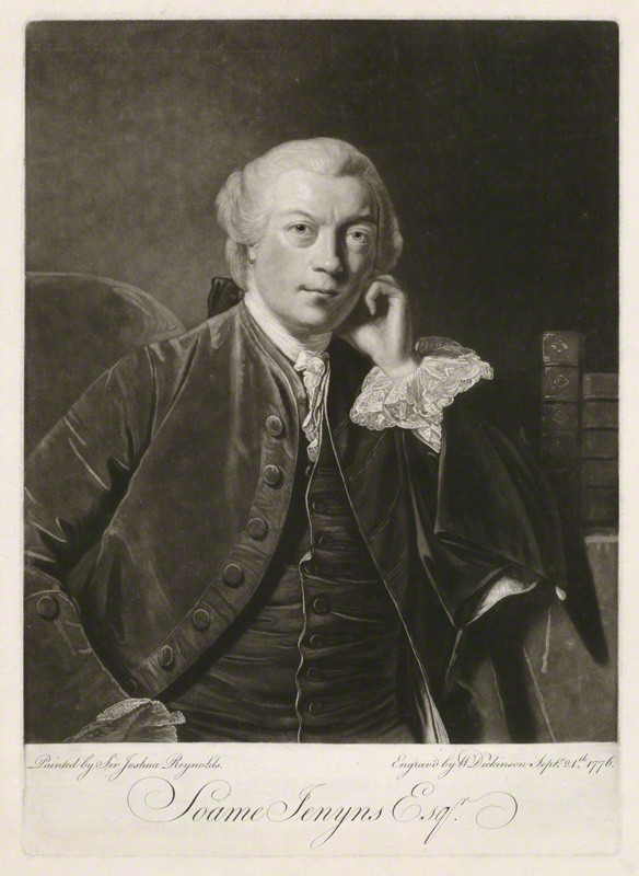 Soame Jenyns (1704-1787)