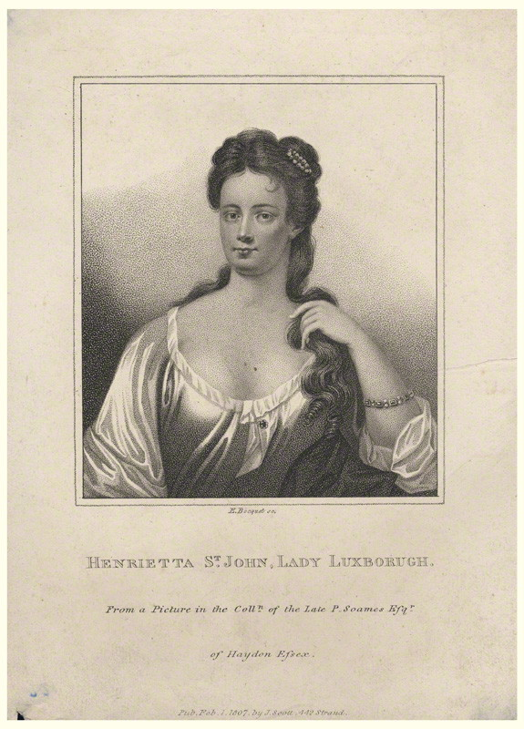 Lady Luxborough (1699-1756)