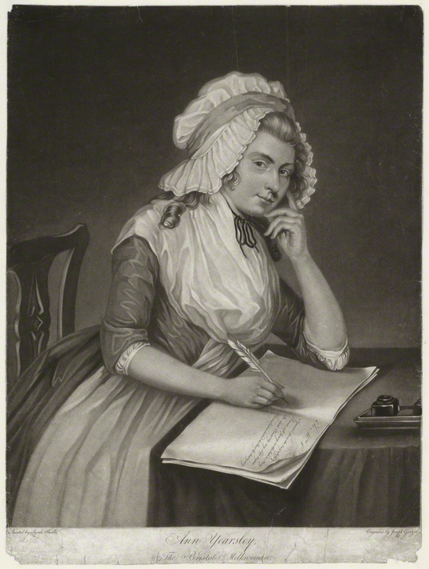 Ann Yearsley (1753-1806)